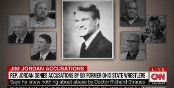 CNN: Six Former Wrestlers Say Jim Jordan Knew About Sexual Abuse By Doctor At Ohio State