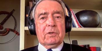 Dan Rather Says Stop Paying Attention To Trump: 'He's Not Coming To Anybody's Rescue'