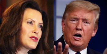 Hey, Donald Trump: Her Name Is Gretchen Whitmer