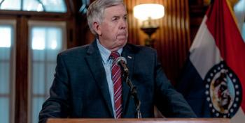 Republican Governor Ridiculed For His 'Nearly 17' People Tested For Coronavirus