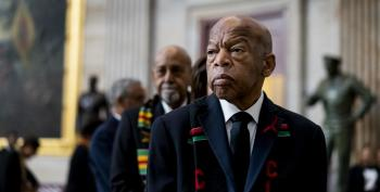 'We Must Go Out And Vote Like We Never, Ever Voted Before,' Rep. John Lewis Says At Selma