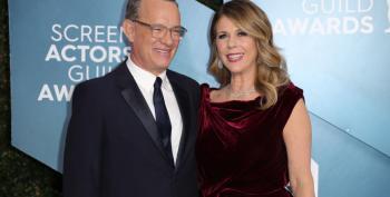 COVID-19: Tom Hanks And Rita Wilson, NBA Suspends, Trump Blocks EU Travel