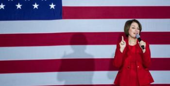 Amy Klobuchar Drops Out, Will Endorse Biden