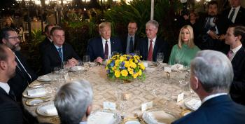 Mar-A-Lago, 'A Gilded Petri Dish For A Global Disease'