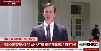Jared Kushner's COVID-19 Shadow Task Force Creating Chaos At White House