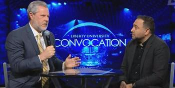 Liberty University Vows To Remain Open For In-Person Classes, Sparking Online Petition