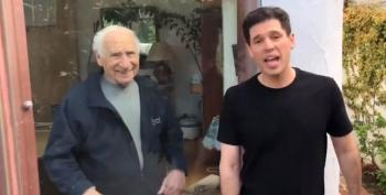 Mel Brooks And Son Explain Why Social Distancing Matters