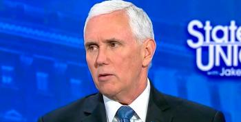 Mike Pence On COVID-19:  'With The Prayers Of Millions Of Americans We're Going To Get Through This'