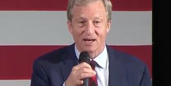 Tom Steyer Bids Goodbye To Campaign Trail, Vows To Stay Active In SC