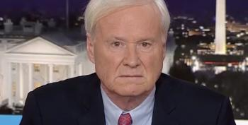 Chris Matthews Announces Abrupt 'Retirement' From MSNBC