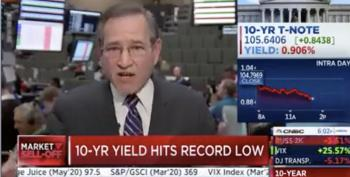 Rick Santelli Wishes Everyone Could Get COVID-19 At Once To Stabilize Financial Markets