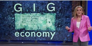 Samantha Bee: Fight For The Rights Of The Gig Economy Worker