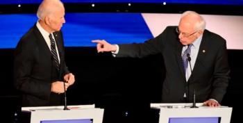 Democratic Debate: Biden V. Sanders