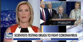 Laura Ingraham: Dr. Fauci Is An 'Old Bureaucracy Moving' Too Slow