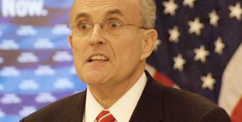 Twitter Deletes Sick And Dangerous Giuliani Tweet About COVID-19 Cure