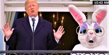Why Trump Originally Chose Easter To Kill Us, Er, Open Up The Economy