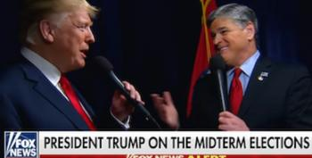 Trump Puts Off Chinese President To Call Hannity And Complain About The Real Victim—Trump