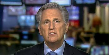 Kevin McCarthy's Biden Attack Fits Trump Kids: 'The Only Reason You Have That Job Is Your Father'