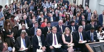 The White House Media Is Failing Exactly The Way They Always Do