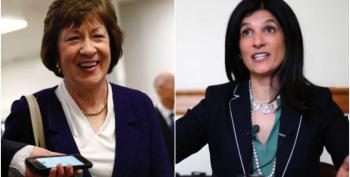 Sara Gideon 'Leapfrogs' Past Susan Collins In Fundraising