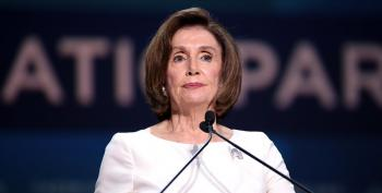 Pelosi Pushes Back On Trump's Wish To Lift Pandemic Precautions 'Very, Very, Very, Very Soon'