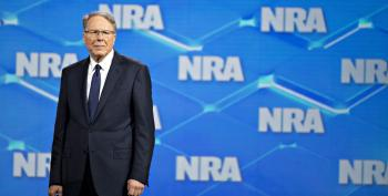 Secret Recording Reveals The NRA's Legal Troubles Cost Upwards Of $100 Million