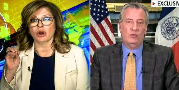 Fox News Host Asks NYC Mayor Bill De Blasio: 'Are You Using This Crisis To Take Us Into Socialism?'