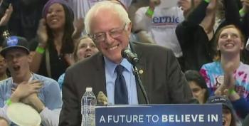 BREAKING:  Bernie Sanders Suspends Presidential Campaign