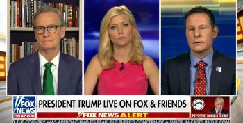 Trump Tells Fox & Friends 'We'll Do A Special' On 'Corrupt' Media