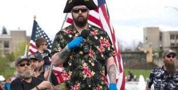 Right Wingers Nurturing 'Boogaloo' Fantasy Of Violent Civil War