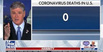 Washington State Nonprofit Sues Fox And Murdoch Over Coronavirus Misinformation
