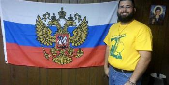 Russian Fascist Paramilitary Group Cultivates Connections With The American Racist Right