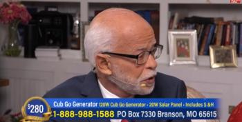 Jim Bakker Begs For Viewer Checks To Save Him From Bankruptcy