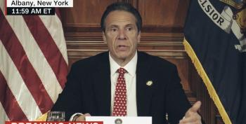 Gov. Cuomo Skewers GOP Senators: 'People Are Dying, You Can't Stop The Politics Even Now?'