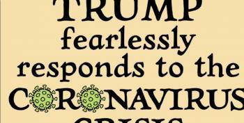 Cartoon: The Trump Coronavirus Blame Game