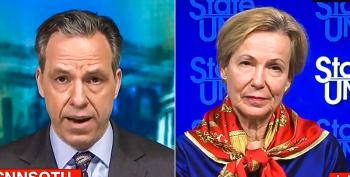 Jake Tapper Calls Out Dr. Birx For Taking A 'Generous Approach' To Trump's Bleach Injection Idea