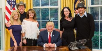 The Real Housewives Of 1600 Pennsylvania Avenue