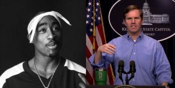 Kentucky's Governor Apologizes To Tupac Shakur