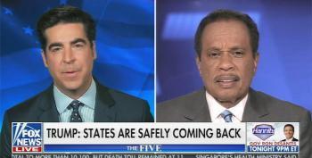 Juan Williams Stunned By Jesse Watters' Lies And Lunacy
