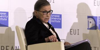 Ruth Bader Ginsburg Crushed Trump's Solicitor General Coming For Women's Birth Control