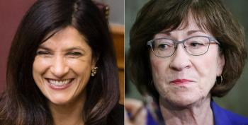 New Poll Has Sara Gideon Up, 51-42, Over Susan Collins