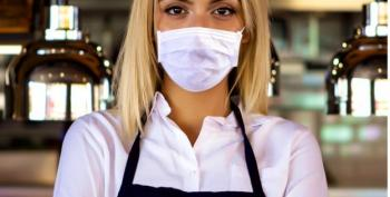 Restaurant Chain In Texas Threatens To Fire Staff Who Wear Masks