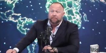 Alex Jones Has Plans To Become A Cannibal: 'I Will Eat My Neighbors'