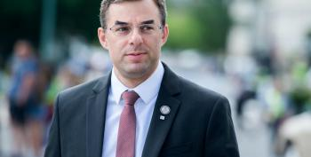 Justin Amash Says He Won't Run For President