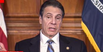 Gov. Cuomo Slams Trump's Failed Travel Ban: 'The Horse Was Already Out Of The Barn'