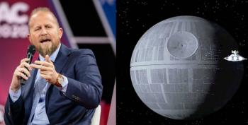 Trump Campaign Compares Itself To Star Wars' Death Star