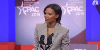 Candace Owens: Black People 'Jump Up Like A F**ing Trained Chimpanzee'