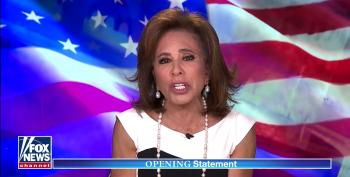 Fox's Jeanine Pirro Rages Against Obama For Daring To Call Trump 'Uniquely Unqualified To Be President'