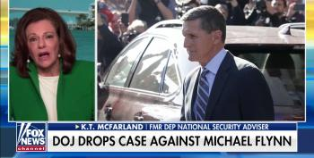 KT McFarland's Ludicrous Claim: Flynn Was Targeted For Wanting To 'Reform' Intelligence Agencies