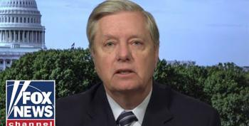 Sen. Lindsey Graham Plans To Manufacture More 'Obamagate' Lies For Trump